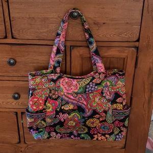 Vera Bradley tote, handbag NWOT